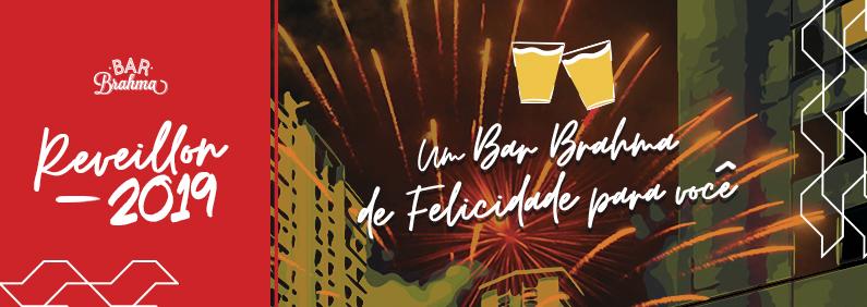 Réveillon Bar Brahma Centro 2019