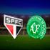 CAMAROTE STADIUM - São Paulo FC x CHAPECOENSE