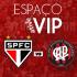 Camarote Ative Espaço Vip Morumbi - SPFC x Atlético-Pr