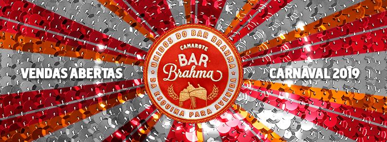 Camarote Bar Brahma Carnaval 2019