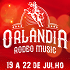 Orlândia Rodeo Music 2018