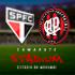 CAMAROTE STADIUM - São Paulo FC x ATLÉTICO PR